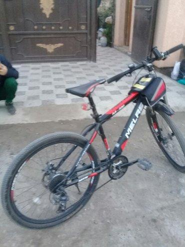 продаю велосипед (melas) состояния идеал в Бишкек