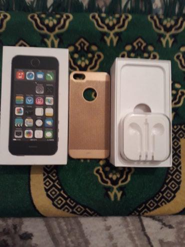 Iphone 5s .32gb.gold.коробка не своя.так в в Бишкек