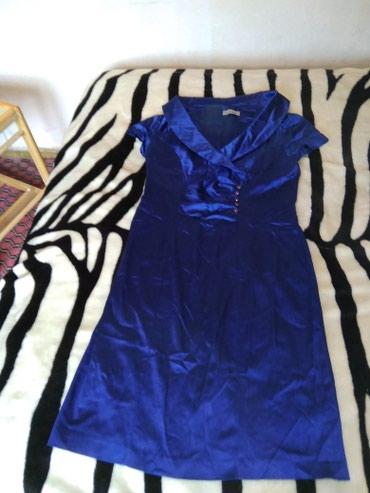 Платье турецкое, пару раз одевали, материал - атлас в Кант