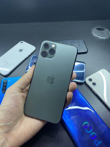 редми нот 8т цена в бишкеке 64 гб в Кыргызстан: Б/У IPhone 11 Pro 64 ГБ Зеленый