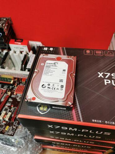 HDD 4TB SEAGATE  Жёсткий диск состояние 100/100%