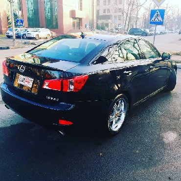 Lexus IS 2.5 л. 2010 | 123000 км