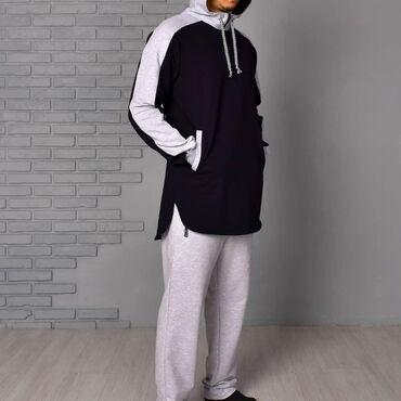 Спортивные костюмы - Кыргызстан: Мужская мусульманская одеждаСуннот кийим . Спортивные костюм мужской