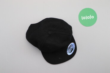 Мужская одежда - Украина: Чоловіча кепка Super Fit, One size    Колір: чорний Довжина: 32 см Шир