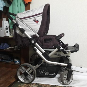 Самая лучшая коляска на бездорожье, с в Бишкек