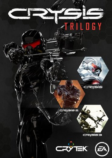 Pc igra crysis - anthology 1+2+3  sva tri dela u kompletu - Beograd
