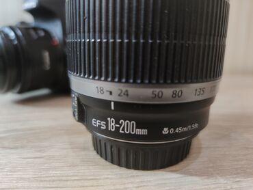 фотоаппарат canon 10d в Кыргызстан: Фотоаппарат canon 60d и два объектива  За подробностями в вотсап