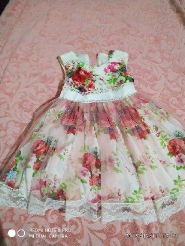 345 объявлений: Продаю красивое платье для девочки 2-3лет,Цена-600с