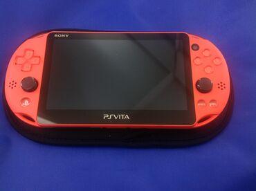 PS Vita (Sony Playstation Vita) в Кыргызстан: PlayStation Vita (Limited edition Orange)