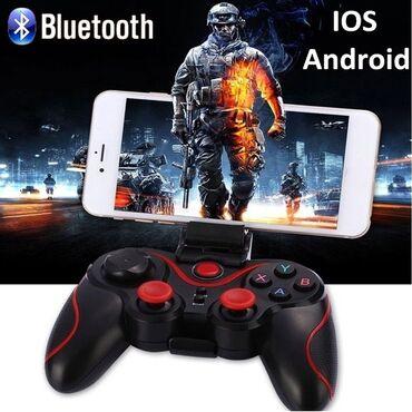 Džojstik Bluetooth Wireless Android iOS TV Box Bluetooth/Wireless