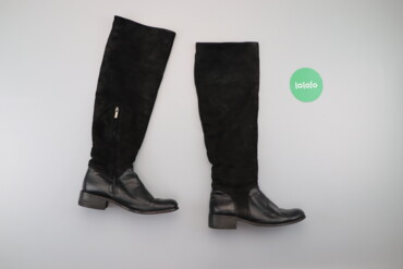 Женская обувь - Украина: Жіночі високі чоботи Belali, p. 37    Довжина підошви: 26 см Висота пі