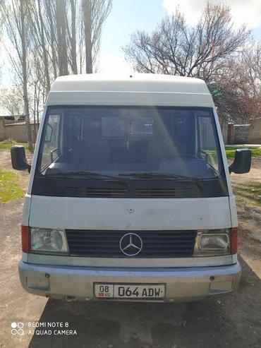 Mercedes-Benz в Кыргызстан: Mercedes-Benz MB 100 2.4 л. | 350000 км