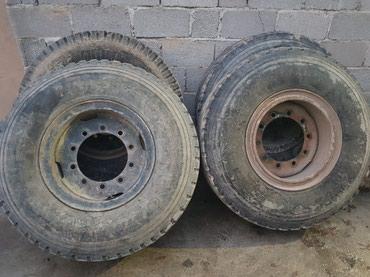Бишкек ....Продаю 4штук диска евро одна скат. в Кара-Суу
