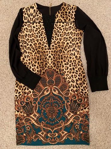 длинные шифоновые платья с рукавами в Кыргызстан: Платье 46-48р. Рукав шифон