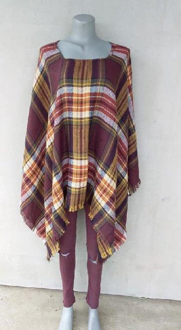 Ženska odeća | Majdanpek: CLOCKHOUSE PELERINA- PONCO, univerzalna velicina