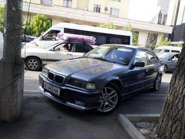 BMW 3 series 2.8 л. 1997 | 221950 км