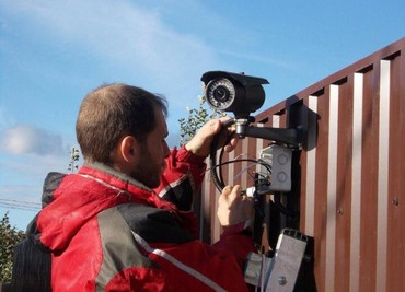 Промышленные морозильные камеры - Кыргызстан: Видеонаблюдения, установка и продажа камер
