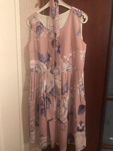 винтажные платья в Азербайджан: Платье Свободного кроя Lina M