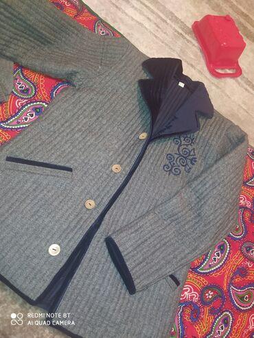 Мужская куртка или пиджак, размер 50,новая нам подарили недавно на