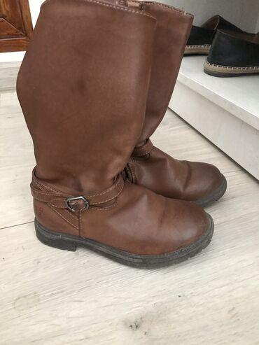 Детская обувь - Бишкек: Оригинал кожа деми на девочку 28р