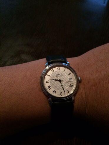 lancia augusta в Кыргызстан: Черные Мужские Наручные часы Raymond Weil