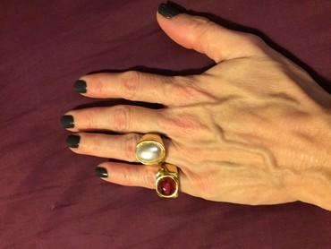 Επίχρυσα δαχτυλίδια 18€ κ τα δύο  σε Υπόλοιπο Αττικής - εικόνες 4