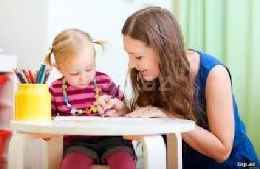 İş Səbailda: Nannie & Babysitter. 34