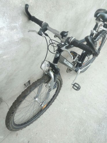 Bicikla black shox - Vladicin Han