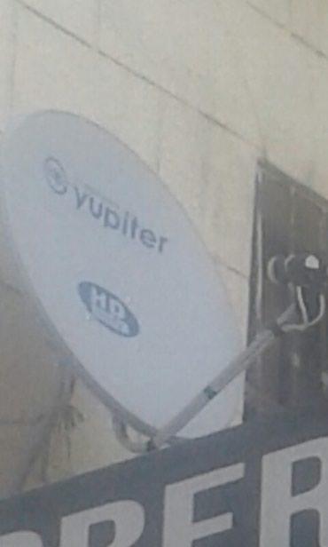 Bakı şəhərində Krosna peyk antenalarinin negd ve kreditle satisi ilkin ödenis 10 azn