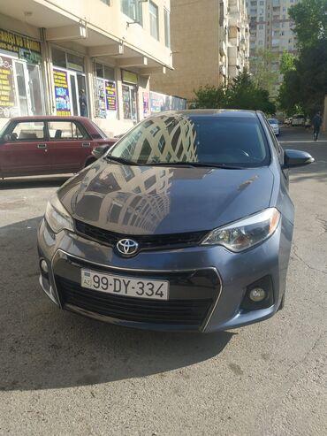 10404 elan   NƏQLIYYAT: Toyota Corolla 1.8 l. 2016   59000 km