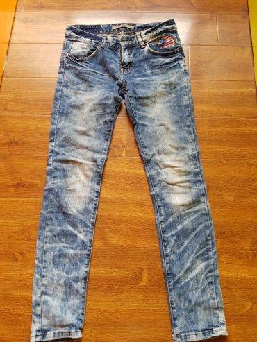 Корейские джинсы на подростка в Бишкек