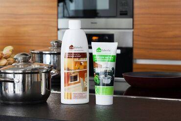 Средство для чистки духовок и плит, средства для чистки металлических