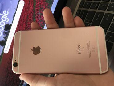 АЙФОН 6С  Iphone 6s Цвет роуз голд память 32гб состояние 10\10 масло