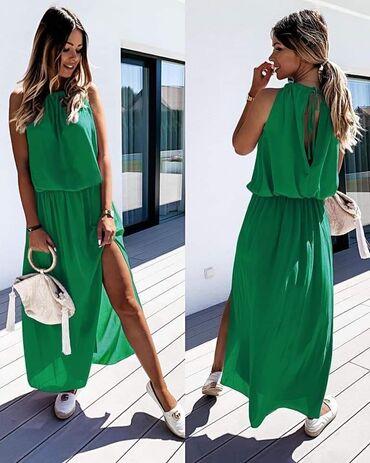 Ženska odeća | Rumenka: Haljina za sve prilikeDostupna u vise bojaVelicina uni (s, m, l) Cena