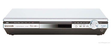 panasonic nv 430 в Азербайджан: Panasonic sesguclendirici receiver