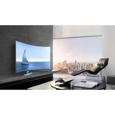 "Подлинная Samsung KS9000-Series 65 ""-Class SUHD Smart LED TV в Дурбат"