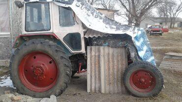 Трактор юмз. Нужен небольшой ремонт.Заменить кольца.Тема не