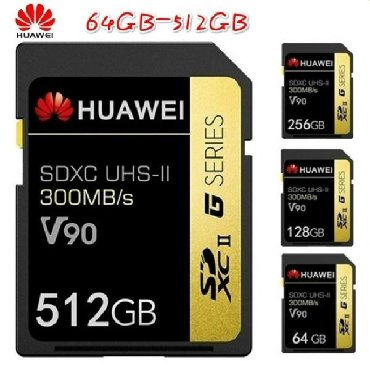 телефоны huawei в Азербайджан: Huawei Orijinal 512 SD kart