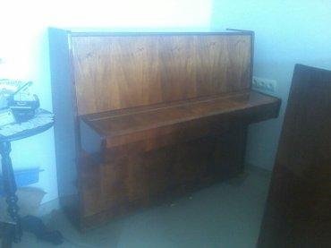 Gəncə şəhərində Belarus pianolar uc və iki pedall təzə ideal vəziyyətdə- şəkil 4