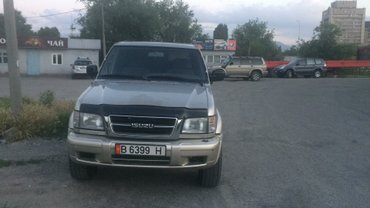 Продам 1999 isuzu trooper в Бишкек