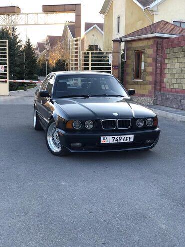 диски bbs бу в Кыргызстан: BMW 5 series 2.5 л. 1991