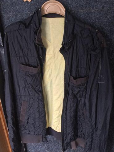 Bez-jakna-l - Srbija: Orginal Richmond prolecna jakna br50 bez tragova ostecenja