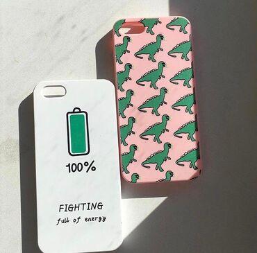 iphone-6-чехол в Кыргызстан: Чехлы на iPhone 5/5s, iPhone 6/6s   Продаются новые чехлы на iPhone 5/