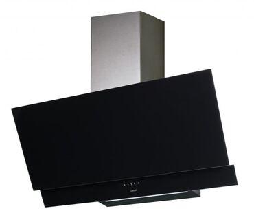 Вытяжка CATA JUNO 900 XGBK  --конструкция наклонная, монтаж настенный