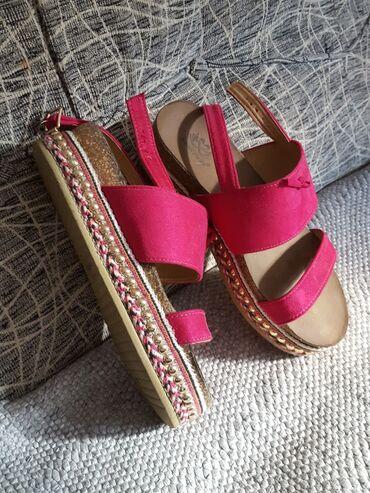 Personalni proizvodi | Cacak: Sandale jednom nosene br. 39