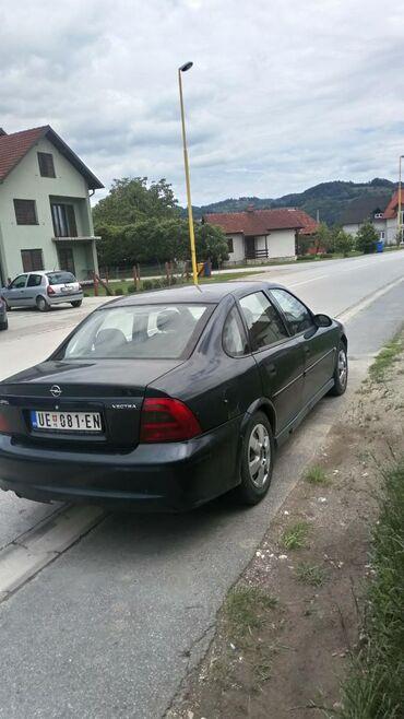 Opel | Srbija: Opel Vectra 1.6 l. 2001