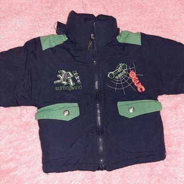 Muška jaknica, veličina 9, 10, 11, 12meseci, zavisi od bebe