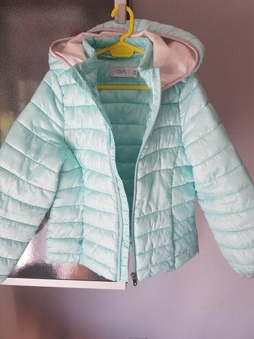 Dečije jakne i kaputi | Kovacica: OVS jaknica za prolece- jesen prelepa boja velicina 128 jako ocuvana