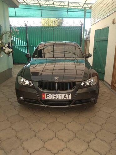Транспорт - Бирдик: BMW 3 series 2.5 л. 2005   166666 км