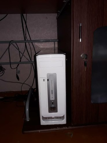 Корпус из под процессора. Очень в Бишкек